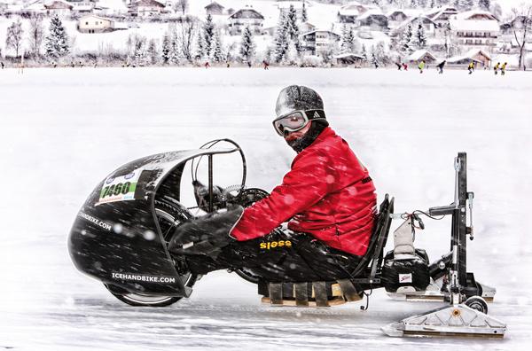 VC25 handbike wheelchairs