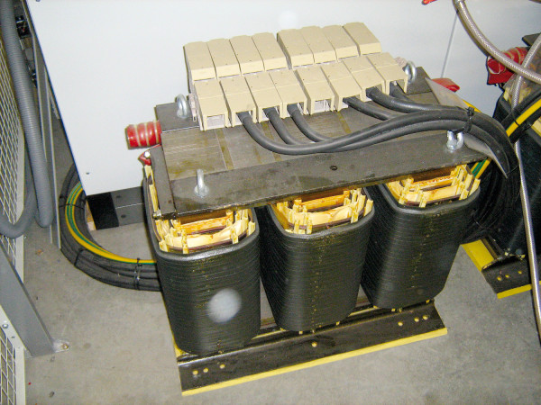 SLAB 170-720 Transformers - sound and vibration