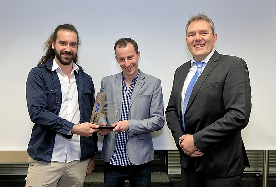 INNOVACE 2018 Gewinnerteam Venlo