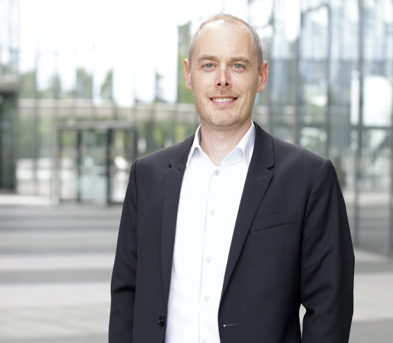 Christian Kirchbaumer as Head of Global Marketing Stabilus Business Unit Industrial
